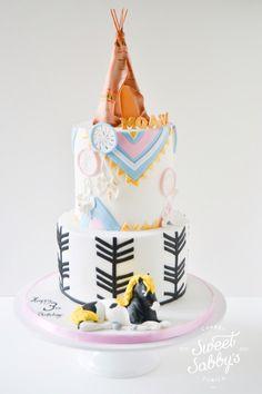 Yakari cake design  Cake design in 2019  Kuchen