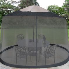 How To Create Mosquito Netting Curtains For Patio/porch. Make These With  Marine Snaps, Velcro/magnets, Weights For The Bottom And Elastic Coru2026