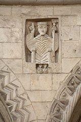 Abbaye  Saint-Georges, Saint-Martin-de-Boscherville (Seine-Maritime) Normandie