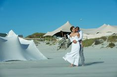 Beautiful seaside wedding in the Western Cape (South Africa). Photo: Ryan Graham