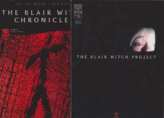 Blair Witch Project #1,Chronicles,#1, set, lot, HOTT!! Jen Van Meter, NEW MOVIE!