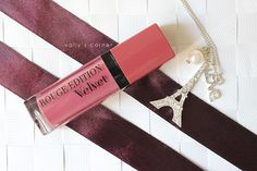 Review | Bourjois Rouge Edition Velvet #07 Nude-ist | Vally's Corner | Make Up Your Mind -