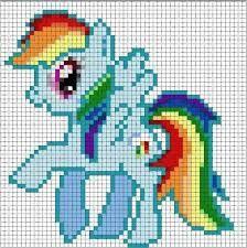 Пиксель арты схемы для вышивки