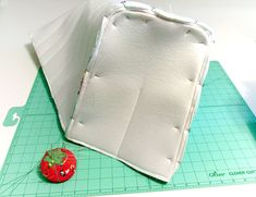 Sewing Machine Cover with Decorative Stitching Accents: It's National Sewing Month!   Sew4Home