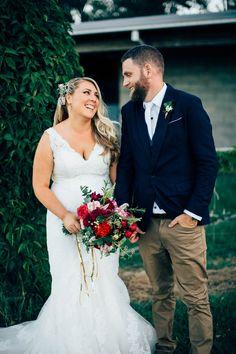 Real Wedding at Babalou Kingscliff featured on Casuarina Weddings blog! #couple