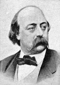 À Rouen, en 2015, un parcours artistique fera revivre Gustave Flaubert. Gustave Flaubert, né à Rouen en 1821. (Wikimedia Commons)