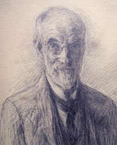 Self-portrait of John Butler Yeats, an Irish Artist. He was also the father of poet William Butler Yeats and painter Jack Butler Yeats. The portrait of the Young William Butler is one of his most famous. The portrait of John O'Leary is considered to be his masterpiece.