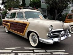 1952 Ford Country Squire Wagon