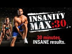 Insanity Workout - Insanity Max 30 Workout Day 1 Full Video - Shaun T - Friday Fight Round 1 - YouTube