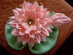 秘密の花園✡姫睡蓮と小さなお友達 水面のワルツ♬