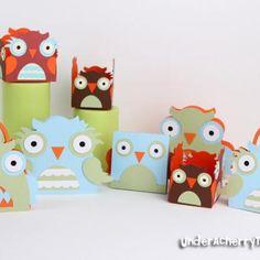 Owl Birthday Printables