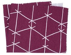 A pretty purple just in time for fall #FerrickMason #fabric #Studio534