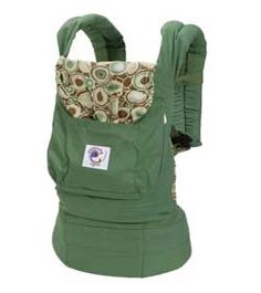 Ergobaby Organic Collection Baby Carrier (Green River Rock) Product Shot  I tried everything with my first born and finally purchased this for my second. I still have this ( different design) for my upcoming little one. Love it!