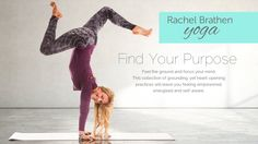 Stand your ground and focus your mind with #RachelBrathen's new digital download collection, Find Your Purpose.