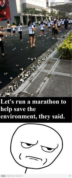 Rage Comics :) Let's run a marathon