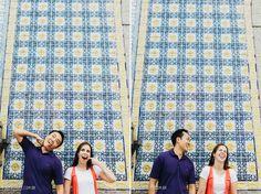 Fotografia Pré-casamento | Daniella e Celso | Santos - SP - Fotos por Ale Borges