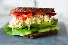 No fish please, I'm vegetarian. Vegan Runner, Vegan Gains, Healthy Snacks, Healthy Recipes, Stay Healthy, Easy Food To Make, Great Recipes, Clean Eating, Food Porn