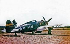 """""""Wicked Wabbit : P-47D-15 RE,  LT James c. Hare """"Wabbit"""" 65th Fighter squadron, 57th group, Corsica 1944"""