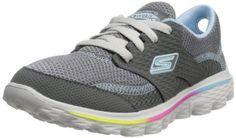 back to basics Skechers Kids 81040L GO Walk 2 Stance Sneaker