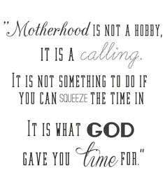 "•Motherhood isn't a hobby, it's a calling—""what God gave you time for."" http://pinterest.com/pin/24066179231044440 •Enjoy Elder Neil L. Andersen's http://pinterest.com/pin/24066179229002852 entire http://facebook.com/223271487682878 address http://lds.org/general-conference/2011/10/children •Learn more http://facebook.com/189155347799517 and #sharegoodness."