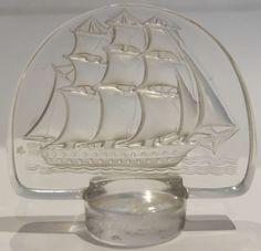 R. Lalique Caravelle Seal