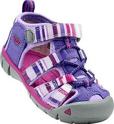 Keen Kids Youth Water Shoes Newport H2 Waterproof Sandals Purple//Periwinkle New