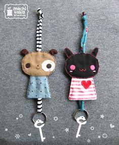 Dog & Rabbit_2 - key cover | Flickr - Photo Sharing!