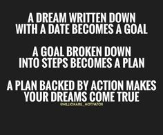 Are You Dreaming Are Writing? #empowerher #taxseasonready #bps #besprofessionalserservices #besproservices www.besprofessionalservices.com