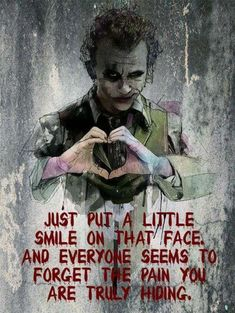 Most memorable quotes from Joker, a movie based on film. Find important Joker Quotes from film. Joker Quotes about who is the joker and why batman kill joker. Joker Qoutes, Joker Frases, Best Joker Quotes, Badass Quotes, Dark Quotes, Wisdom Quotes, Life Quotes, Trauma Quotes, Heath Ledger Joker