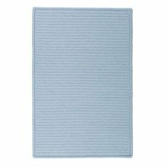 Simply Home Solids Federal Blue Rug Size: Runner 2' x 11' by Colonial Mills. $232.00. H101R024X132S Size: Runner 2' x 11' Features: -Technique: Braided / Cablelock braid.-Material: 100pct Polypropylene.-Origin: United States.-Vibrant indoor / outdoor reversible rugs.-Perfect for kids rooms, play areas, or to just add a little spice to a room.-22'' x 34''.-27'' x 46''.-42'' x 66''.-5' x 7'.-6' x 9'.-8' x 10'.-9' x 12'.-11' x 14'.-2' x 5' runner.-2' x 7' runner.-2' x 9' runner.-2'...