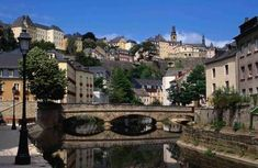 Luxembourg - you can see it in a week! Great website with info! MUST SEE! Oh The Places You'll Go, Places Around The World, Great Places, Places To Travel, Travel Destinations, Beautiful Places, Places To Visit, Around The Worlds, Future Travel