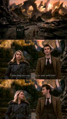 And she meant it! ::sigh:: rose tyler was my favorite companion, with my favorite doctor. Geronimo, Benedict Cumberbatch, Fandoms, Rose And The Doctor, Doctor Who Rose Tyler, Ella Enchanted, Bae, Netflix, 10th Doctor
