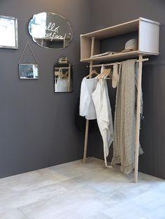 ATELIER RUE VERTE le blog: For my home / Idées déco 19 / Une penderie dans l'entrée /