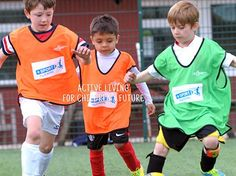 Sport Move and Learn with Brentford FC Community Sports Trust