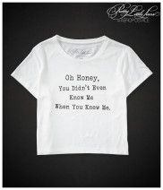 Pretty Little Liars Oh Honey Boxy T from Aéropostale