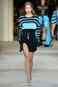 Emanuel Ungaro Spring 2014 Ready-to-Wear Collection Slideshow on Style.com