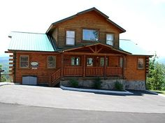 Cabin vacation rental in Pigeon Forge from VRBO.com! High Adventure #238926