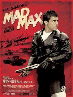 "George Miller ""Mad Max . Salvajes de la Autopista"" 1979"