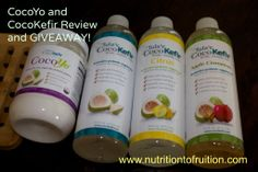"""""""CocoKefir is a great ready-to-go option for those who need cultures you KNOW are alive, fast .CocoKefir is just PERFECT. I love this product."""""""