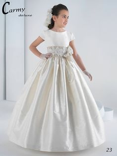 Little Girl Pageant Dresses, Gowns For Girls, Girls Dresses, Flower Girl Tutu, Flower Girl Dresses, Toddler Dress, Baby Dress, Girls Communion Dresses, Party Frocks