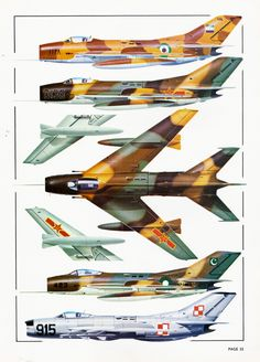 Air Enthusiast - January 1972 - Mig 19 http://maquettes-avions.hautetfort.com/archive/2011/06/08/air-enthusiast.html