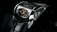 Can't imagine the price tag on this. Named for the automobile it celebrates, Parmigiani's Bugatti Super Sport came to fruition in less than a year.