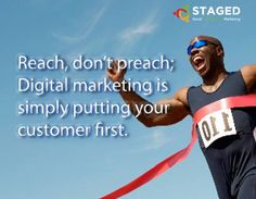 Digital marketing is simply putting your customers first.