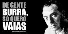 Biografia e Frases de Nelson Rodrigues
