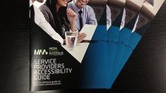 Media Access Australia (MAA) has produced the Service Providers Accessibility Guide to help organisations prepare and deliver accessible information to potential DisabilityCare customers. According to MAA CEO Alex Varley, this means providers should have no excuse when it comes to meeting clients' access requirements.
