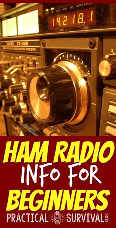 The HAM radio has been around for quite a while. HAM is an acronym for HYMAN- ALMY-MURRAY, the last names of the people who had the first broadcast back in HAM---also known as amateur radio has Urban Survival, Wilderness Survival, Survival Prepping, Emergency Preparedness, Survival Gear, Survival Skills, Survival Blog, Survival Stuff, Survival Shelter