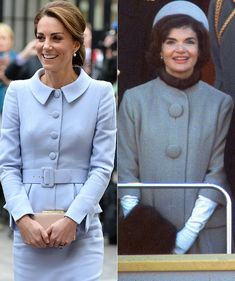 Princess Kate Perfectly Channels Jackie Kennedy