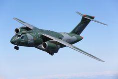 Embraer KC-390 – Brazil