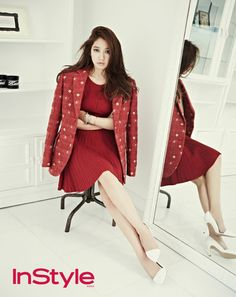 Park Shin Hye - Instyle oct 13 3