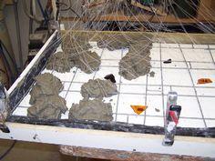 Fiber Optic Concrete Countertops DIY